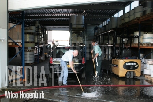Flinke wateroverlast