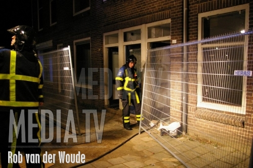 Brandje in slooppand