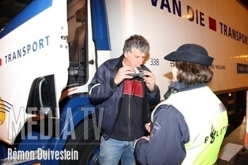 Grote alcoholcontrole ''Stad op Slot''