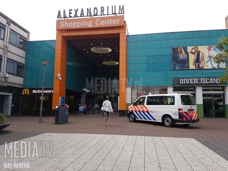 Overval Grote Beer Rotterdam