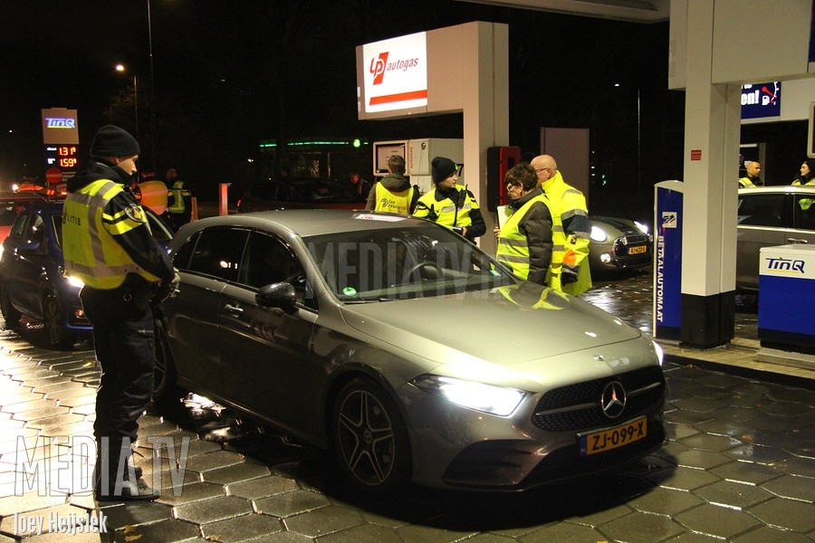 Automobilisten in de fout bij meerdere alcoholcontroles in Rotterdam (video)